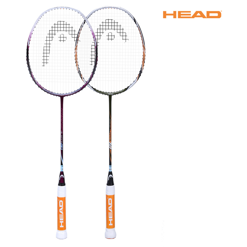 [Head/hyde] genuine new full carbon fiber badminton racket badminton racket LIM80/78 free shipping does not wear line