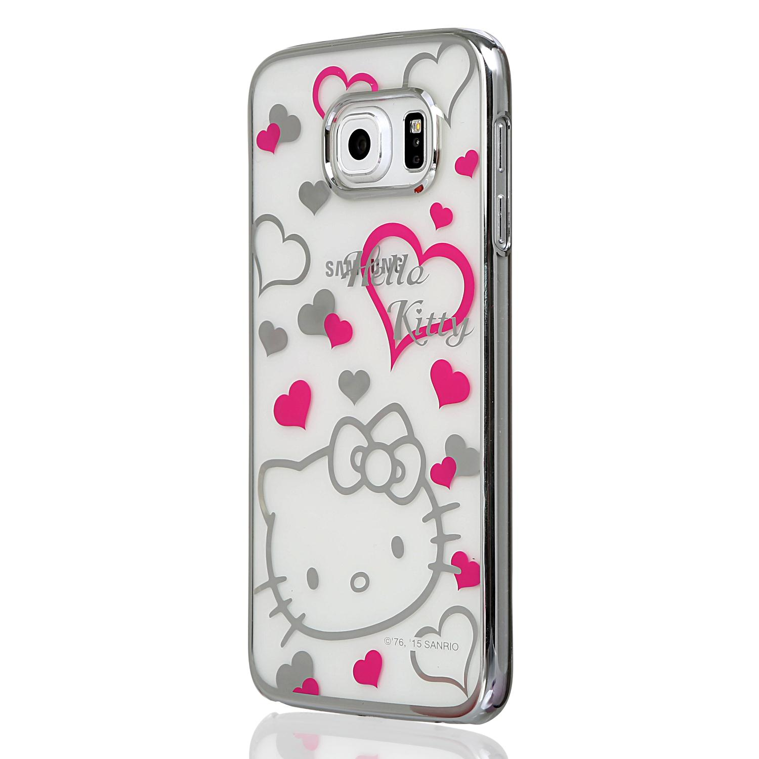 Hello kitty hello kitty samsung galaxy s6 s6 slim phone shell cartoon shell cute girl