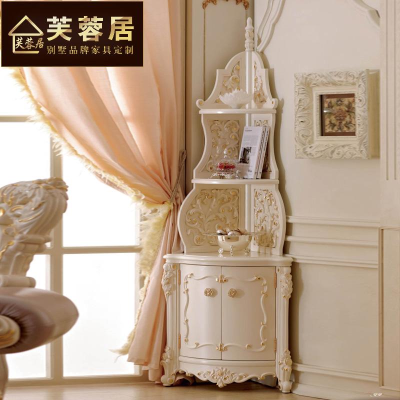 wood corner cabinet fresh triangle design elegant furniture of dollhouse red