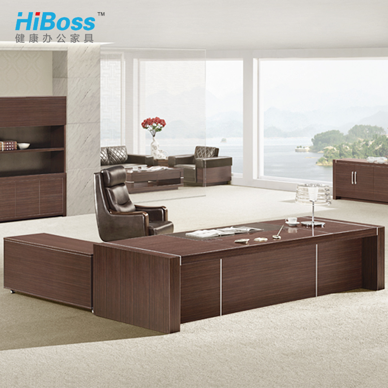 [Hiboss] ceo boss desk office furniture desk desk taipan