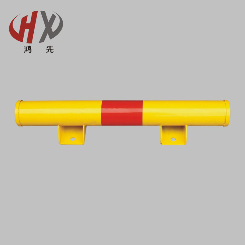 High quality thick steel pipe locator block cars stop locator wheel alignment block cars only retreat parking reversing control channel models