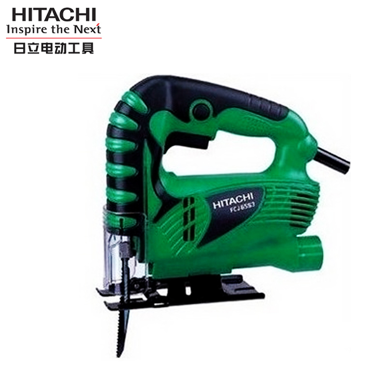 Hitachi hitachi FCJ65S3 electric jig saw woodworking jig saw chainsaw multifunction household electric tools