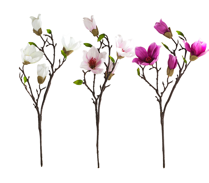 China magnolia flower wholesale china magnolia flower wholesale get quotations home accessories artificial flowers magnolia silk flower artificial flowers artificial flowers decorate the living room table mightylinksfo Images