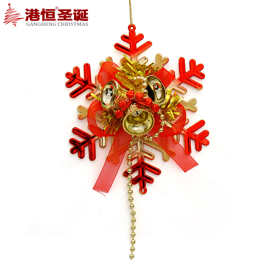 Hong kong hang christmas x 13cm light snow stick decorated with christmas decorations christmas tree decorations christmas ornaments 40g