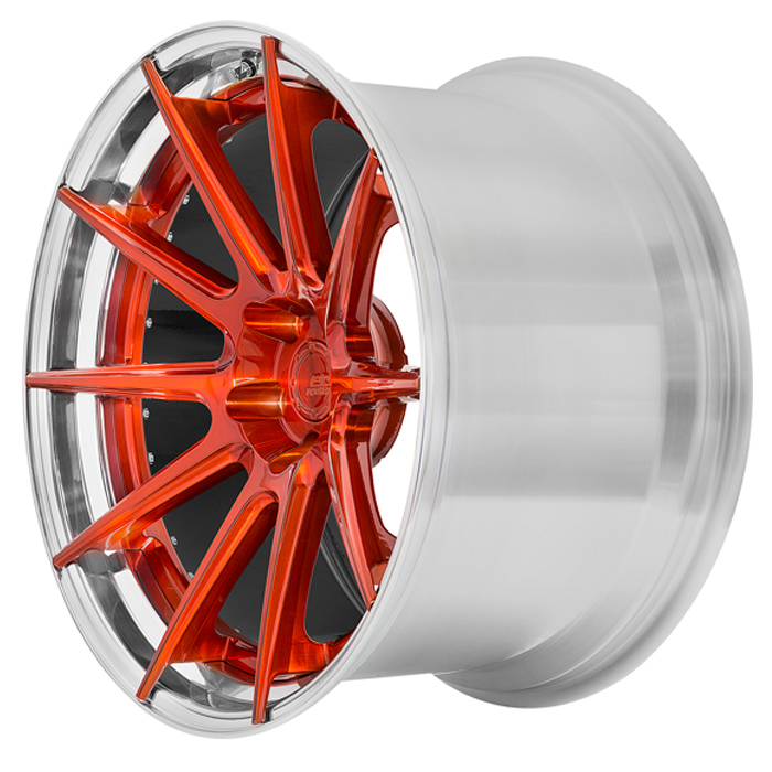 Hong tim/taiwan bc HCS04/HCS04S personalized custom forged wheels modified 18 inch 19 20 21 22