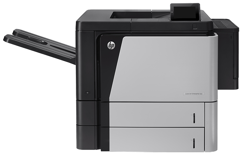 Hp hp 806DN a3 black and white laser printer support automatic duplex 、 network printing enterprise level