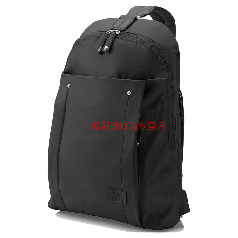 Hp/hp T7C31AA multifunction computer bag fashion slim sling travel bag waterproof shoulder bag 14 inch