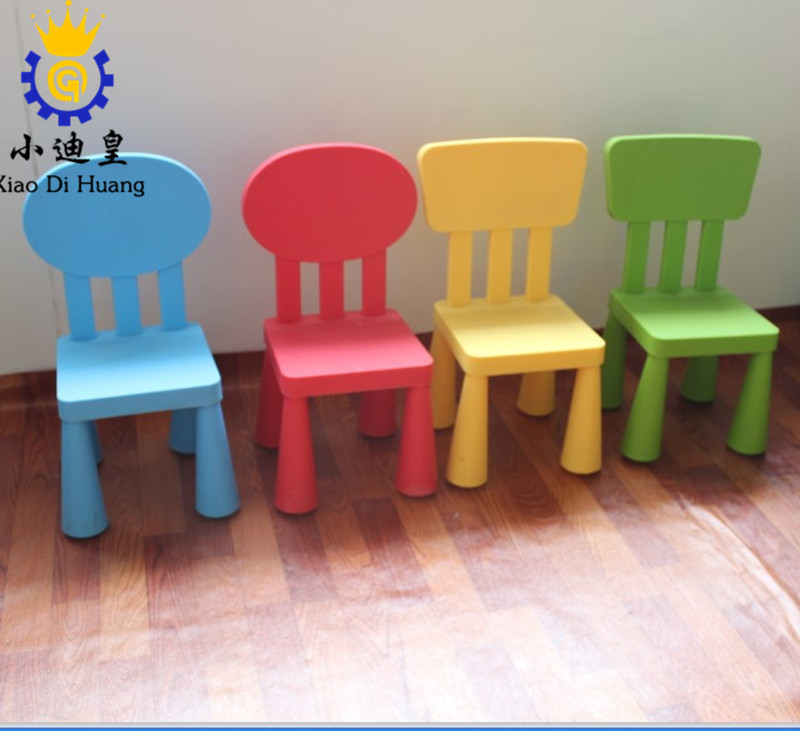 Huang di factory direct children plastic tables and chairs/kindergarten children on astro boy back chair children's chair