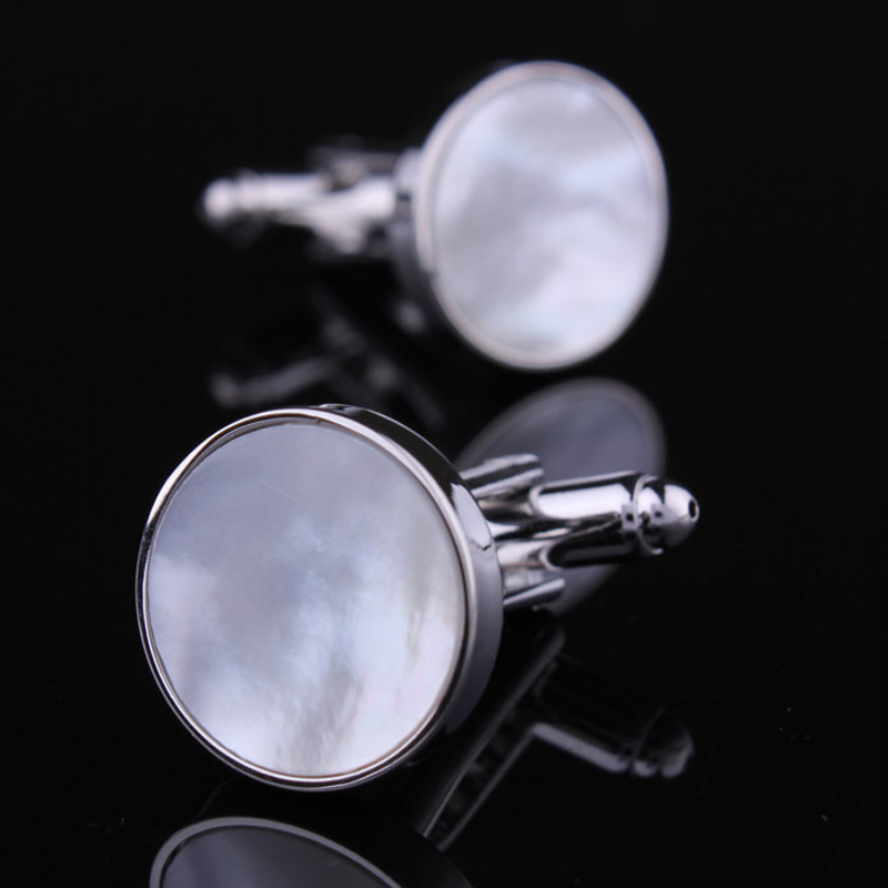 Hunting is still a natural white shell cufflinks for men cufflinks cufflinks male cufflinks male french cufflinks cufflinks cufflinks shell