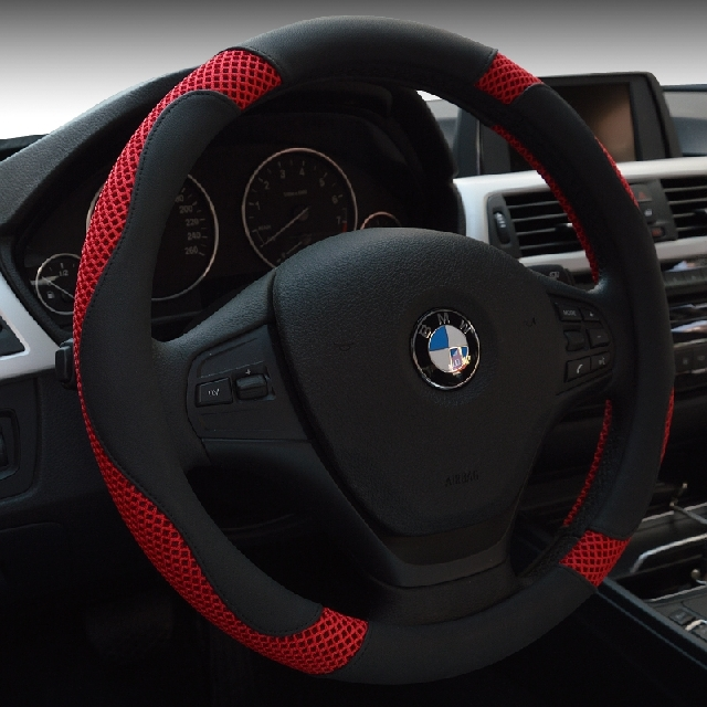 Ice silk steering wheel cover bmw 3 series 5 series 320LI525liX1 XC60V40 volvo car to cover genuine