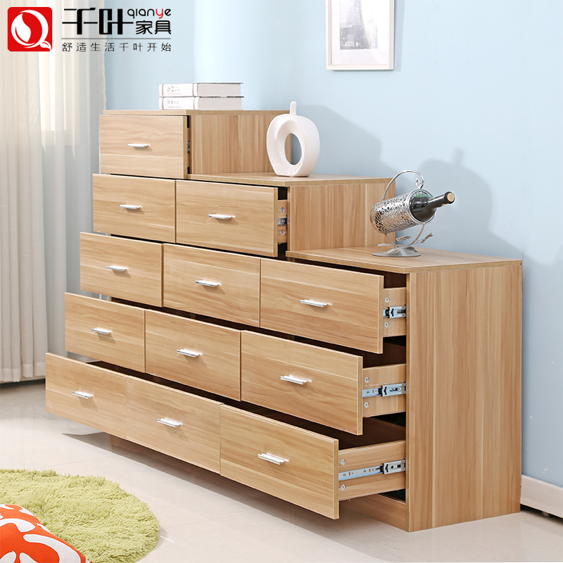 Idyllic combination of three four five doo doo cabinet lockers drawers bedside cabinet storage cabinets lockers child can be customized