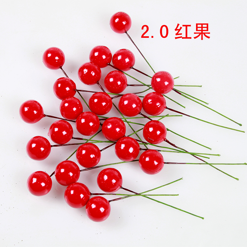 If ting soft blue christmas diy decorative accessories small red berries christmas wreath rattan christmas decorations 10 installed