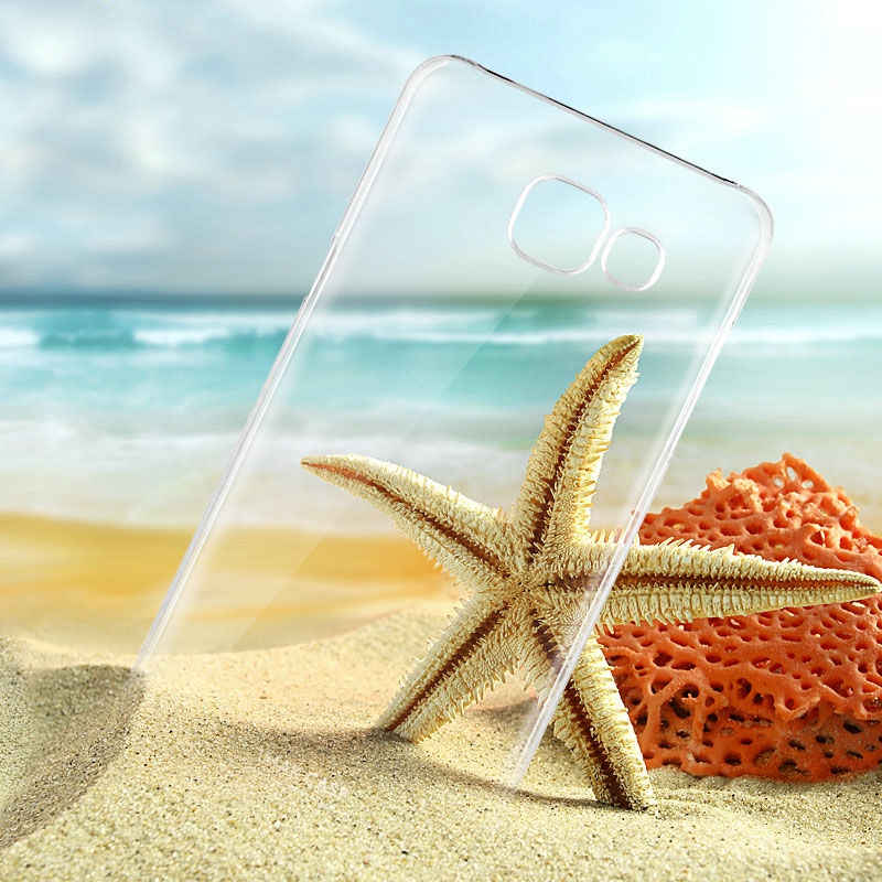 Imak samsung a9000 A900F a9 phone shell protective shell protective sleeve shell transparent hard shell mobile phone sets