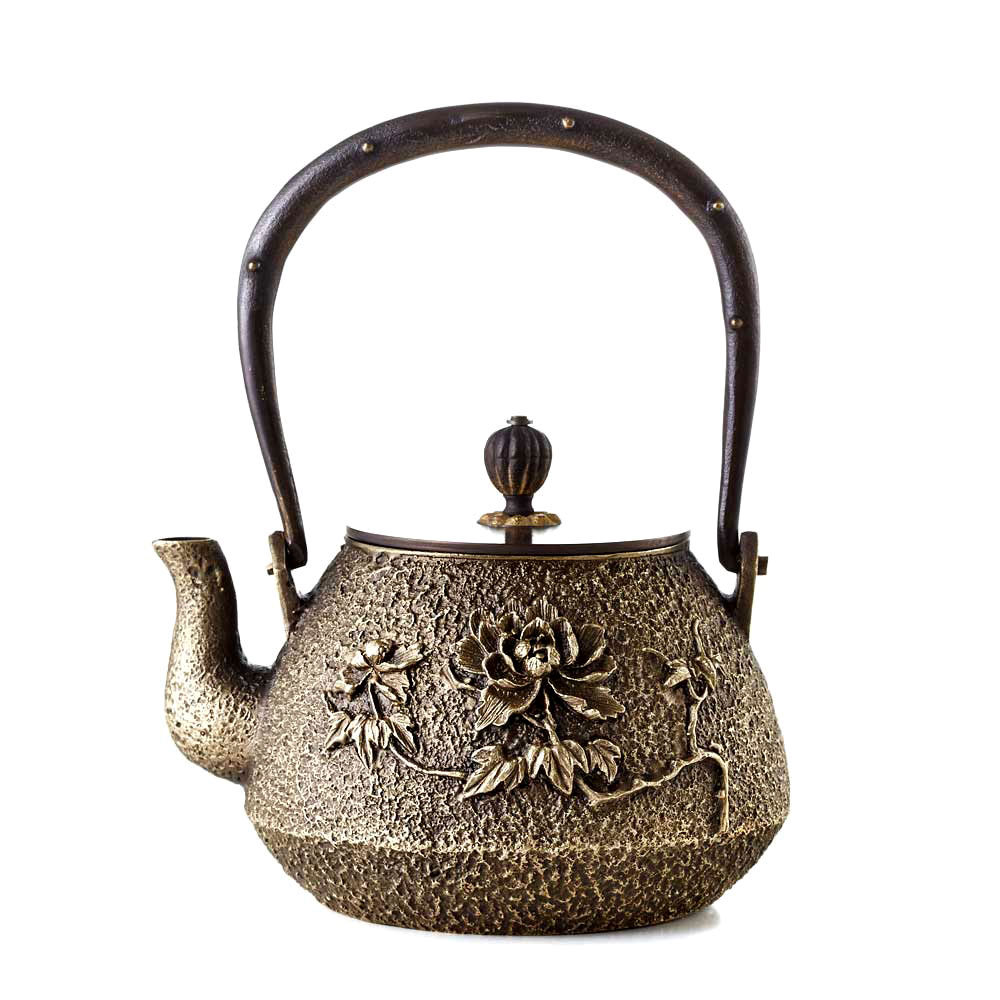 In the spring of pure copper kettle copper kettle copper teapot tea japan blossoming old copper pot boiling teapot free shipping
