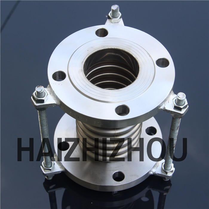 [Industry] haizhou pipe compensator stainless steel metal universal type flange compensator compensator compensator