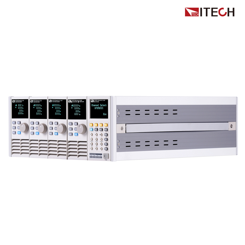 Itech/itech IT8731/IT8732/IT8732B programmable electronic load module multichannel