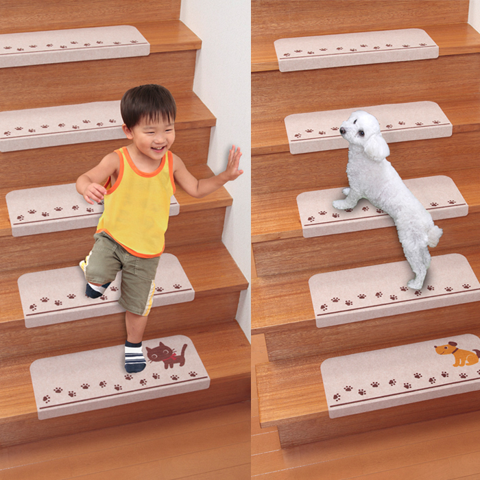 Japanu0027s Imports Of Indoor Stair Mat Staircase Stair Carpet Pad Slip Mats  Waterproof Mats Stepping Skid