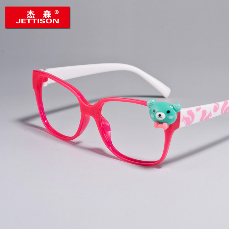 Jason glassesframe personalized children's cute adorable cartoon decorative glasses frame glasses frame glasses empty frame