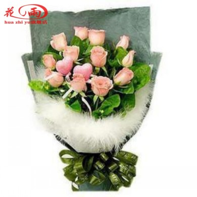 Jilin songyuan 【 flower delivery] songyuan songyuan songyuan city florist flower shop florist delivery rose pollen