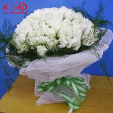 Jilin songyuan ã flower delivery] songyuan songyuan songyuan city florist flower shop florist flowers white roses
