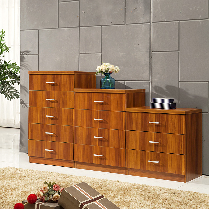 Jin jialing 345 combination of drawers wood chest of drawers doo doo cabinet drawer storage cabinets lockers pastoral simplicity wood storage cabinets