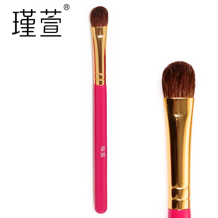 Jin xuan small eye shadow brush eye eyeshadow essential natural pony hair strong grip powder paint brush 1