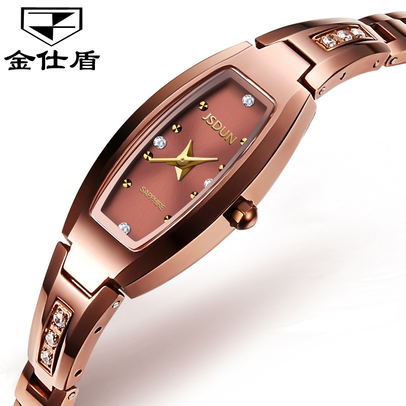 Jinsdon authentic watches ladies watches waterproof quartz watch fashion female form bracelet watch fashion watch korean version of the trend