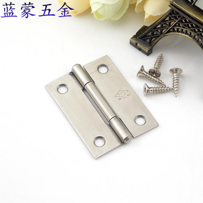 Jls 2 4-inch thick stainless steel hinge cabinet door hinge stainless steel hinge hinge door hinge ordinary hinge hinge mechanical equipment