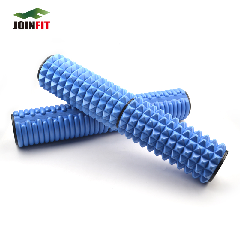 Joinfit spike stick foam roller yoga column foam roller massage to relax the muscles fitness drum
