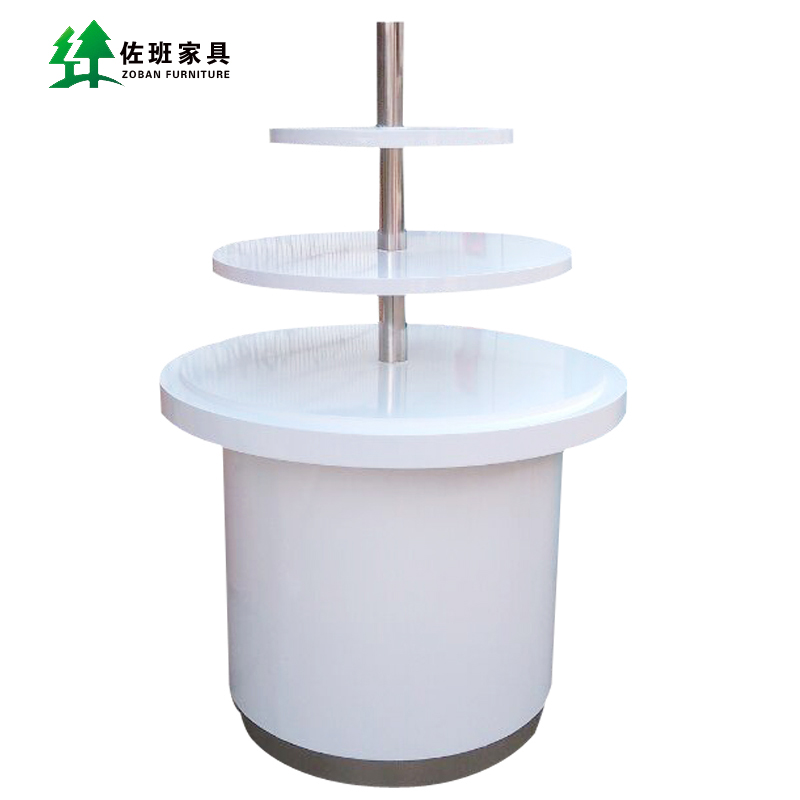 Junior class boutique custom display stand display containers circular staircase paint showcase showcase showcase shoe bag