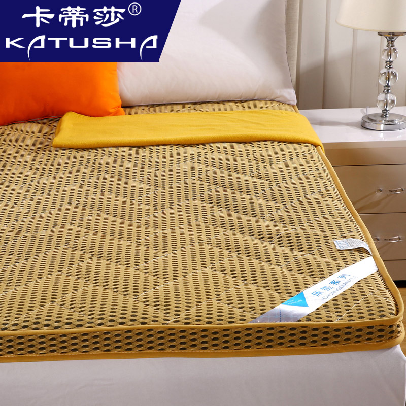 Kadi sha textile dimensional 4d breathable mesh thick tatami mattress mattress single or double mattress