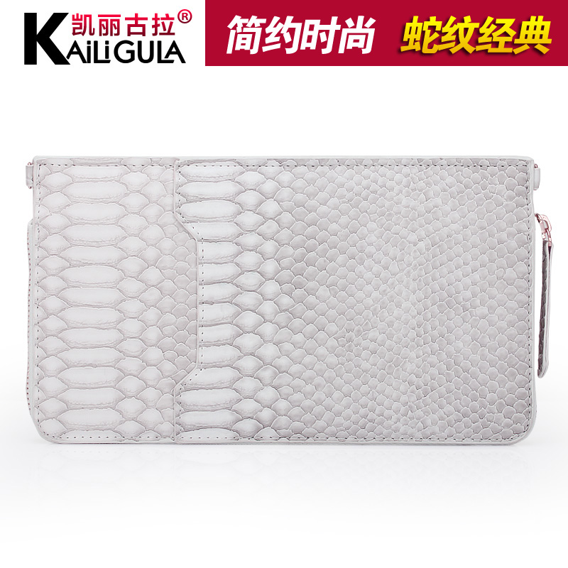 Kailigula clutch bag chain bag handbag european and american women clutch purse female bag shoulder diagonal packet tide