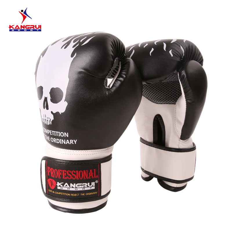 Kangrui adult young men and women training fight glove boxing gloves sanda fighting muay thai fighting sandbag boxing gloves