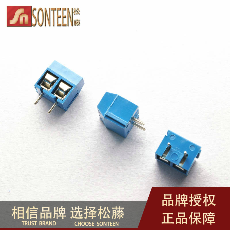 Kf301 terminals can be spliced 08MM mm pcb terminal terminal 15a/2/3 v terminal/4/5/6- 10 p