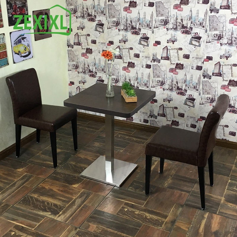 Beautiful ... Kfc Fast Food Tables And Chairs Dessert Tea Shop Cafe Tables And Chairs  Restaurant Dining Tables