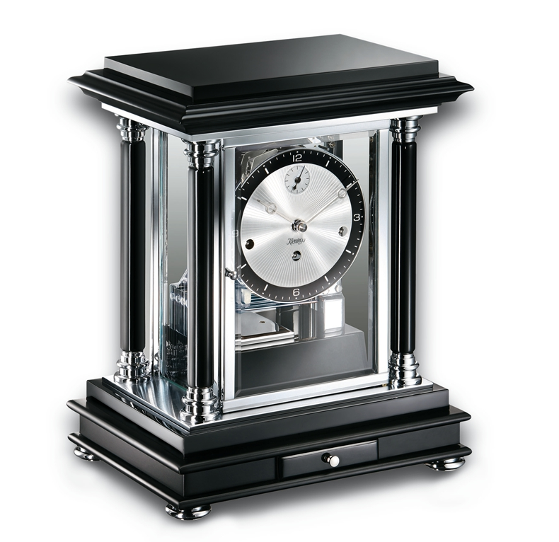 [Kieninger kenning home] germany imported mechanical clock/modern mantel clock/living room table clock