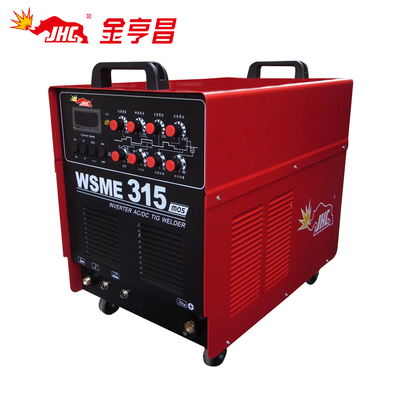 Kim hyung chang WSME-315 dual function of ac and dc pulse tig welding machine with a hand soldering welding machine v genuine