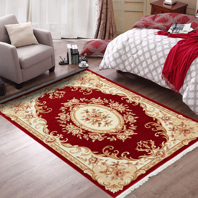 King of persia new zealand wool handmade carpets jianhua european modern and stylish living room bedroom carpet sofa