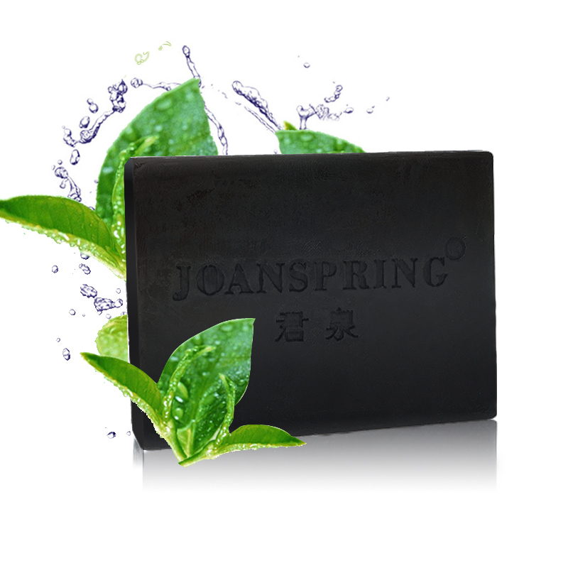 King springs charcoal soap oil soap deep cleansing soap to wash oil control julep pores acne kit