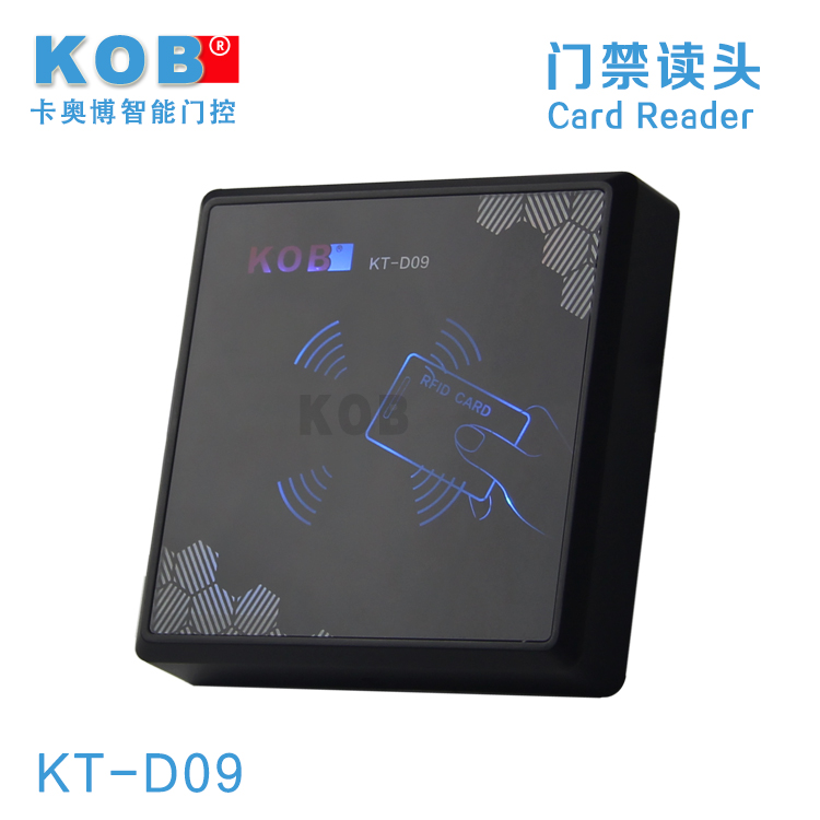 Kob id ic card reader micro root touch swipe card reader access control reader read head wg26 reader access control card reader read head