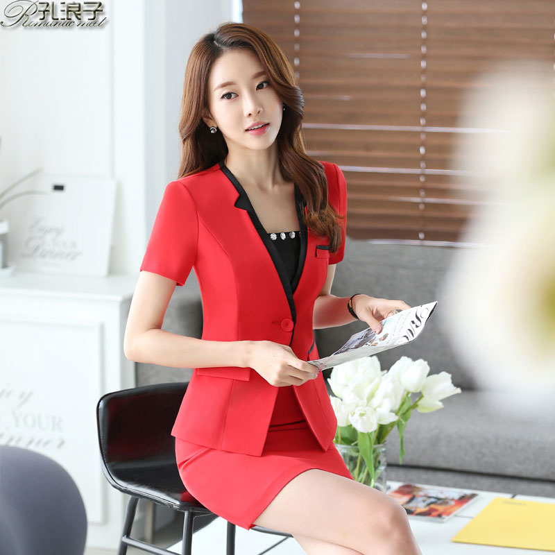 3b7a51f9bf2d Buy Kong langzai 2016 spring and summer new ol women wear suits slim suits  work clothes skirt in Cheap Price on Alibaba.com