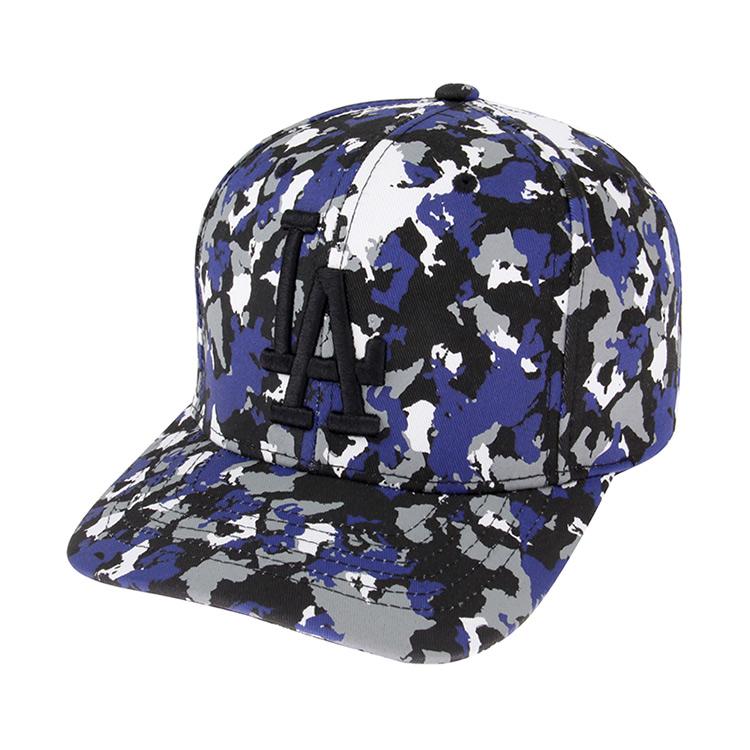 Get Quotations · Korea-authentic mlb la dodgers baseball cap visor cap  camouflage hat hats for men and 5b2957ea46a9