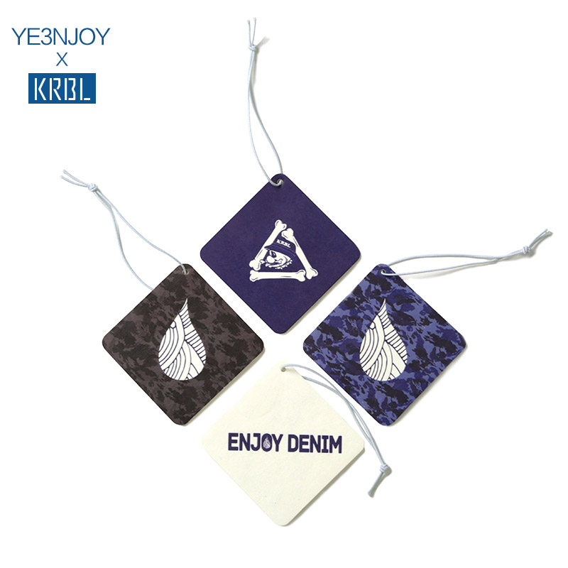 Krbl house YE3ENJOY joint section of the original car air freshener ornaments in addition to smell KYCC01
