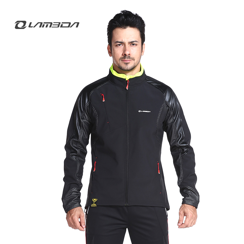 Lan pada armor section 2014 winter warm wind riding clothes suit male models long riding clothes riding pants