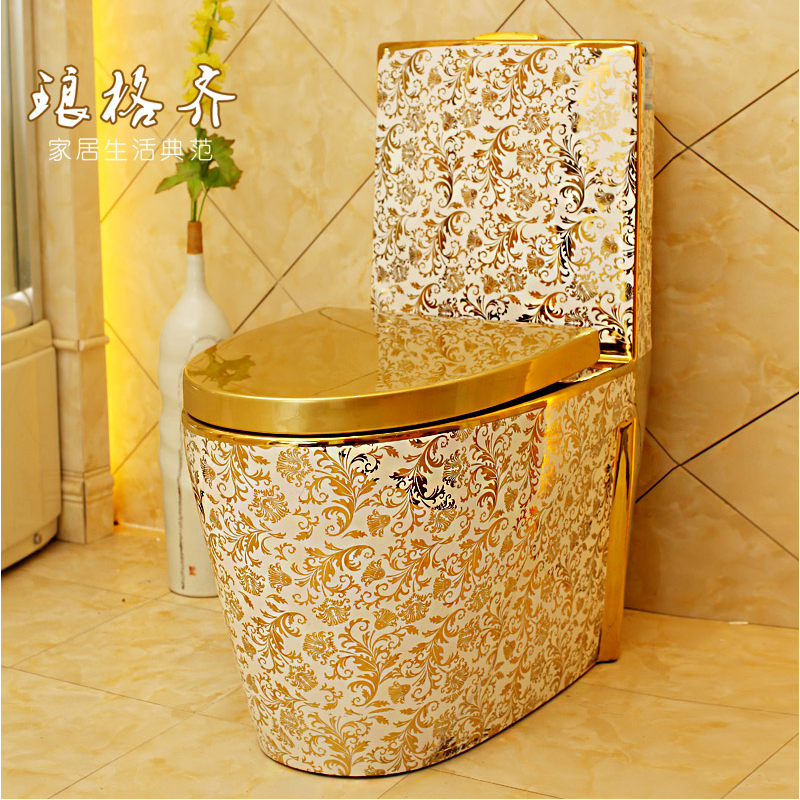 China Solid Gold Toilet China Solid Gold Toilet Shopping Guide At - Gold plated toilet seat