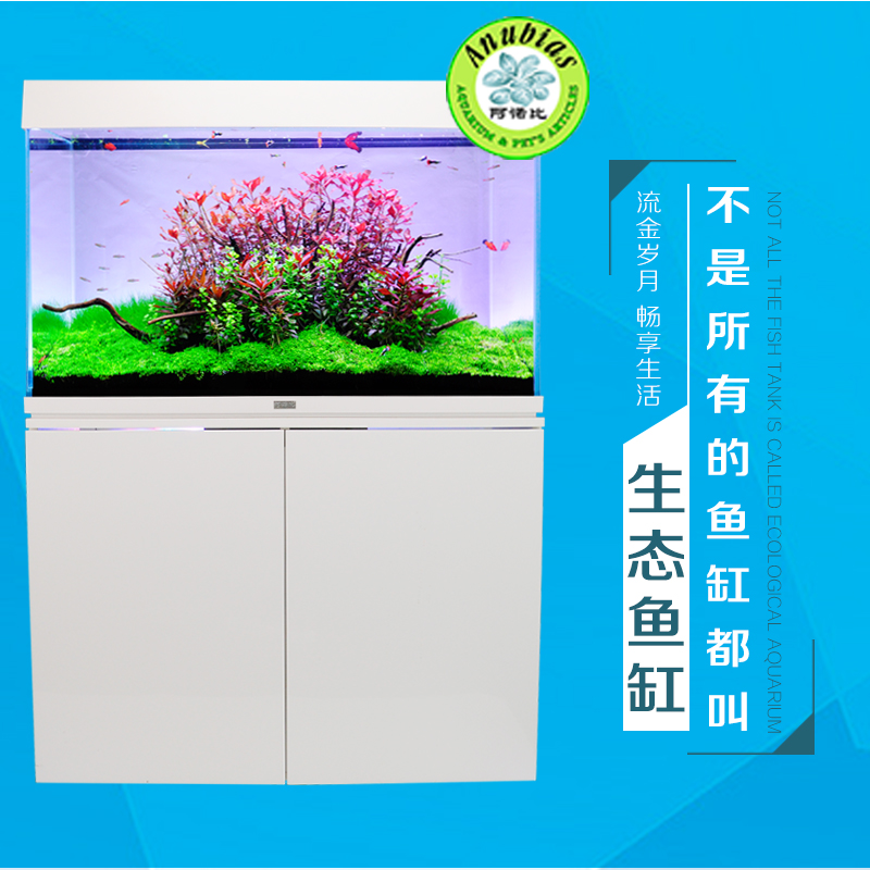 Large fish tank aquarium landscaping plants really filter at the bottom of the barrel raise real waterweeds le d ultrawhite glass aquarium fish tank lights
