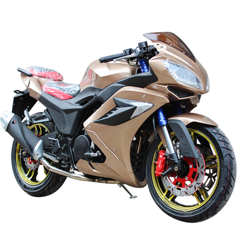 Large sports motorcycle horizon r2 150-250 motorcycle street car road race lying race can on the card