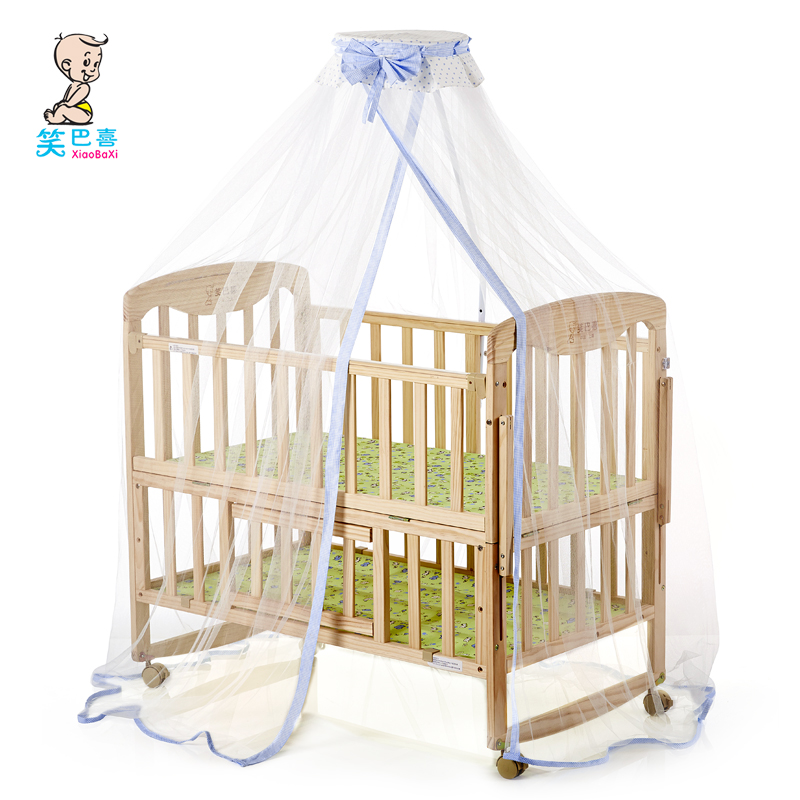 Laugh pakistan hi palace baby crib mosquito nets baby crib mosquito nets for children with bracket clip clip lever