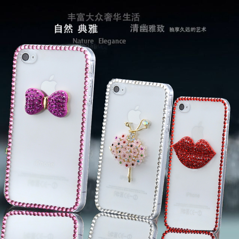 Lenovo a630e a850 a880/a889 mobile phone sets diamond k80/K80M/p90 p90 protective shell border stones