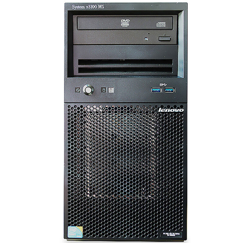 Lenovo ibm tower server system x3100 m5100只G3440 memory t hard drive containing tax